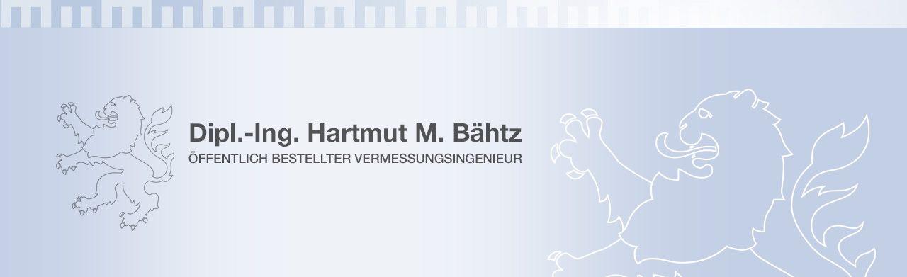 Katastervermessung Grundstücksvermessung Ingenieurvermessung Ingenieurbüro Bähtz, Eschborn bei Frankfurt am Main